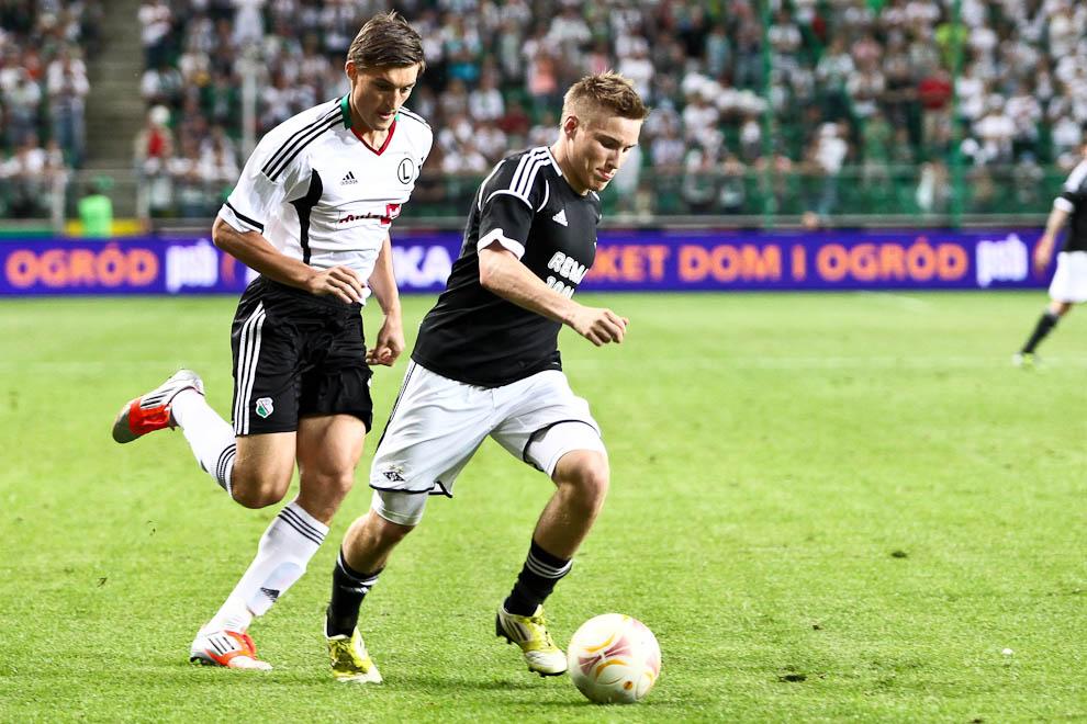 Legia Warszawa 1-1 Rosenborg Trondheim - fot. Piotr Galas/Wiadomosci24.pl (zdjęcie 58 z 71)