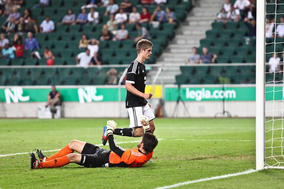 Legia Warszawa 1-1 Rosenborg Trondheim - fot. Piotr Galas/Wiadomosci24.pl (zdjęcie 59 z 71)