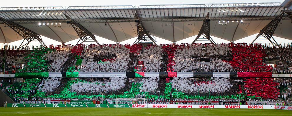Legia Warszawa 1-1 Rosenborg Trondheim - fot. Piotr Galas/Wiadomosci24.pl (zdjęcie 6 z 71)