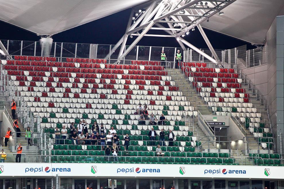 Legia Warszawa 1-1 Rosenborg Trondheim - fot. Piotr Galas/Wiadomosci24.pl (zdjęcie 60 z 71)