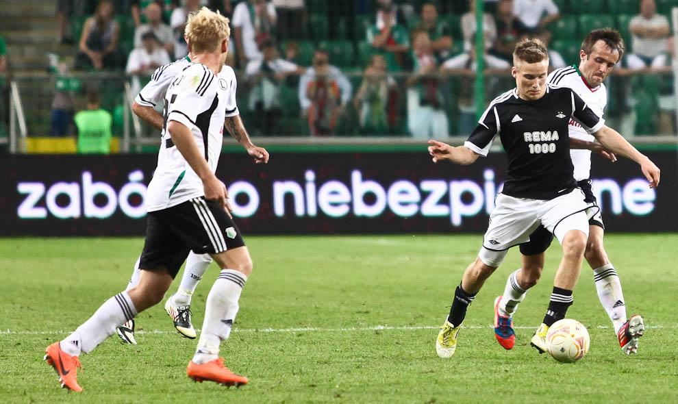 Legia Warszawa 1-1 Rosenborg Trondheim - fot. Piotr Galas/Wiadomosci24.pl (zdjęcie 61 z 71)