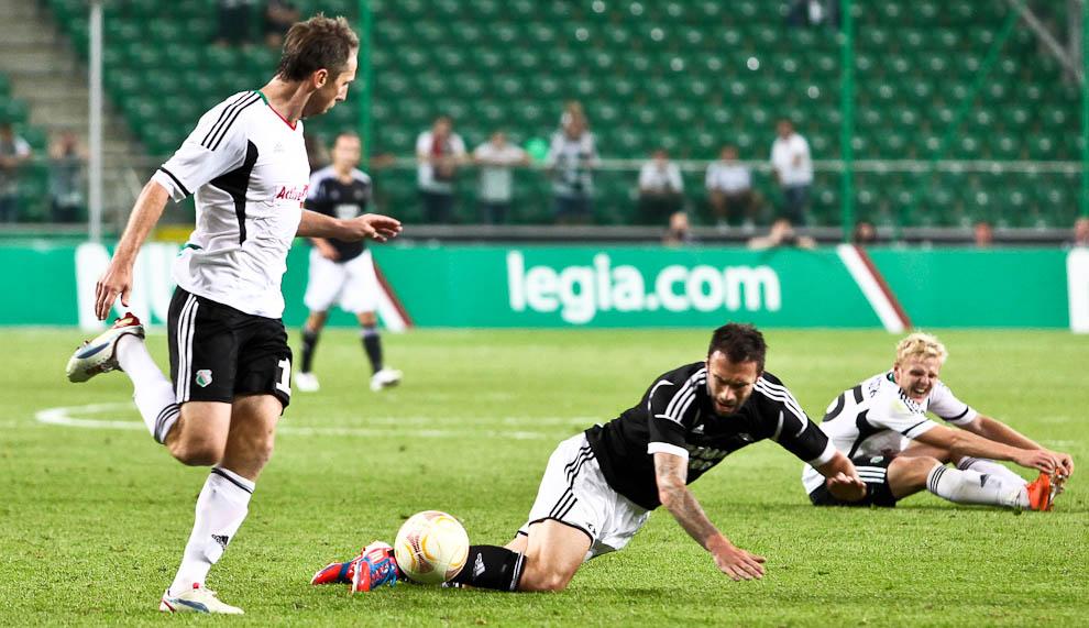 Legia Warszawa 1-1 Rosenborg Trondheim - fot. Piotr Galas/Wiadomosci24.pl (zdjęcie 62 z 71)