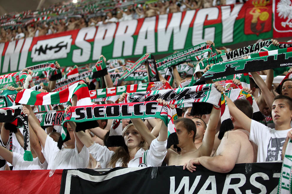 Legia Warszawa 1-1 Rosenborg Trondheim - fot. Piotr Galas/Wiadomosci24.pl (zdjęcie 63 z 71)
