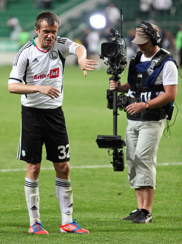 Legia Warszawa 1-1 Rosenborg Trondheim - fot. Piotr Galas/Wiadomosci24.pl (zdjęcie 66 z 71)