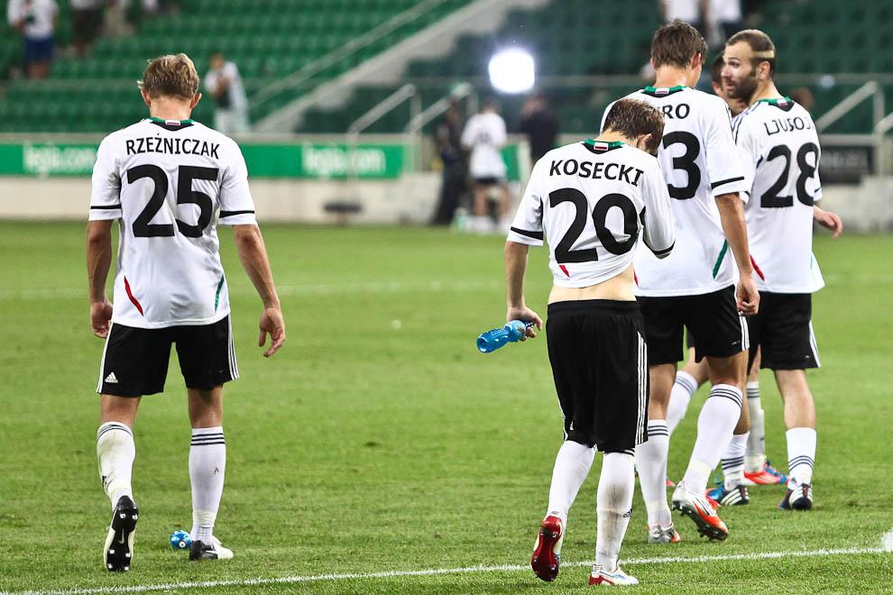 Legia Warszawa 1-1 Rosenborg Trondheim - fot. Piotr Galas/Wiadomosci24.pl (zdjęcie 67 z 71)