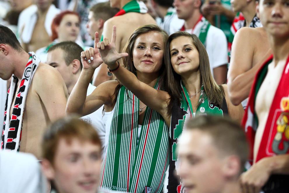 Legia Warszawa 1-1 Rosenborg Trondheim - fot. Piotr Galas/Wiadomosci24.pl (zdjęcie 71 z 71)