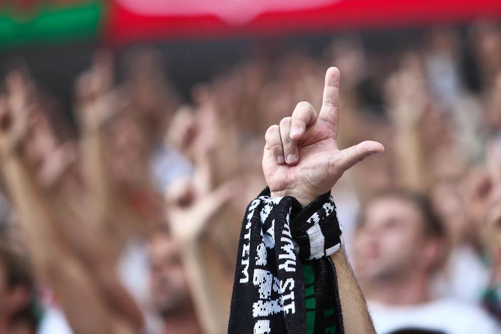 Legia Warszawa 1-1 Rosenborg Trondheim - fot. Piotr Galas/Wiadomosci24.pl (zdjęcie 8 z 71)