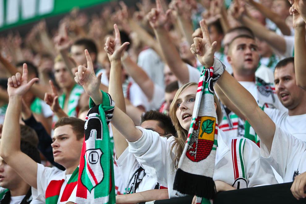 Legia Warszawa 1-1 Rosenborg Trondheim - fot. Piotr Galas/Wiadomosci24.pl (zdjęcie 9 z 71)