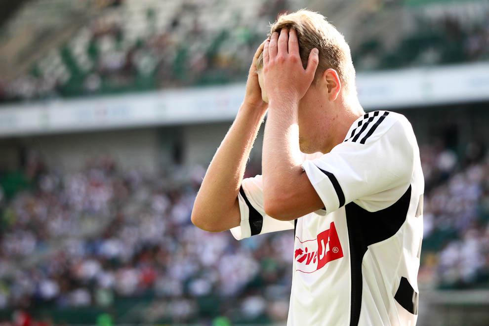 Sparing: Legia Warszawa 0-1 Borussia Dortmund - fot. Piotr Galas (zdjęcie 12 z 65)