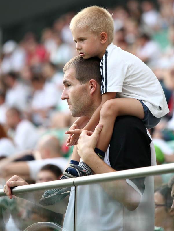 Sparing: Legia Warszawa 0-1 Borussia Dortmund - fot. Piotr Galas (zdjęcie 20 z 65)