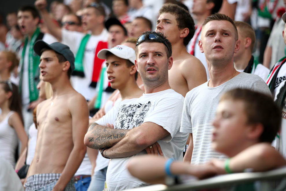 Sparing: Legia Warszawa 0-1 Borussia Dortmund - fot. Piotr Galas (zdjęcie 23 z 65)