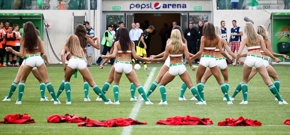 Sparing: Legia Warszawa 0-1 Borussia Dortmund - fot. Piotr Galas (zdjęcie 34 z 65)