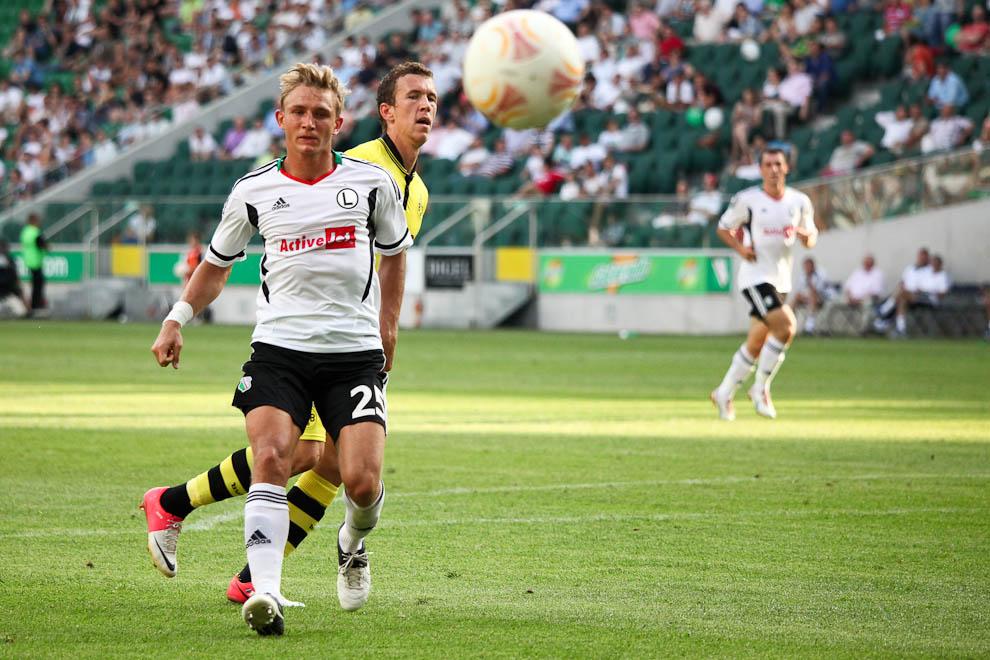 Sparing: Legia Warszawa 0-1 Borussia Dortmund - fot. Piotr Galas (zdjęcie 48 z 65)