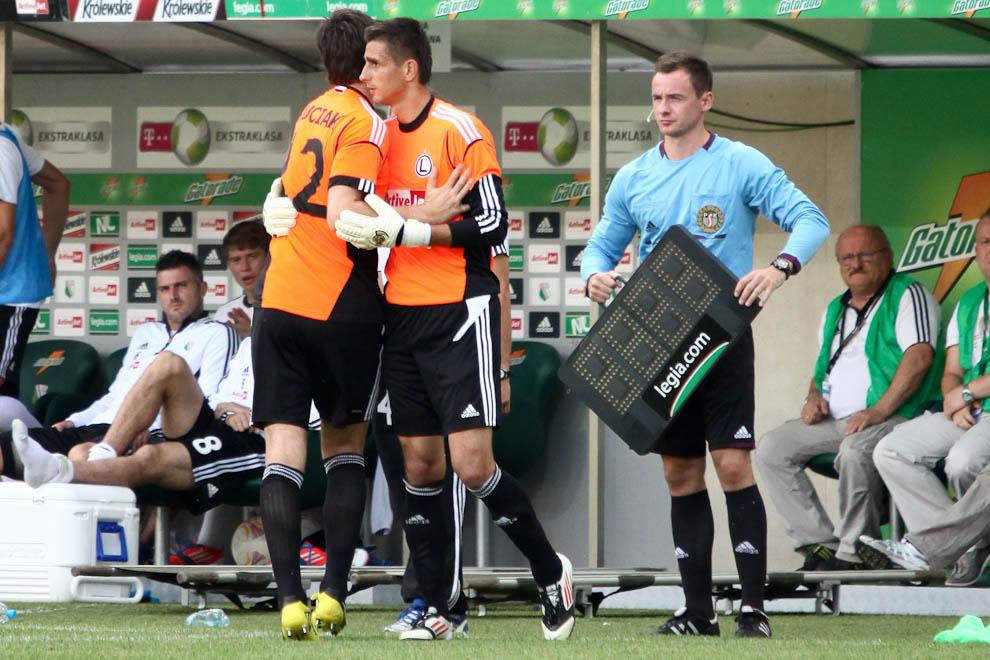 Sparing: Legia Warszawa 0-1 Borussia Dortmund - fot. Piotr Galas (zdjęcie 50 z 65)