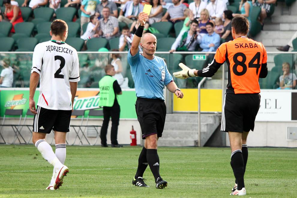 Sparing: Legia Warszawa 0-1 Borussia Dortmund - fot. Piotr Galas (zdjęcie 53 z 65)