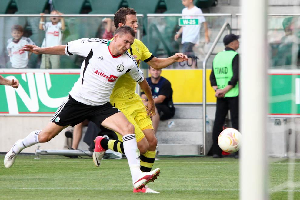 Sparing: Legia Warszawa 0-1 Borussia Dortmund - fot. Piotr Galas (zdjęcie 57 z 65)