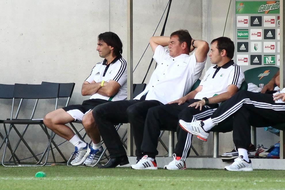 Sparing: Legia Warszawa 0-1 Borussia Dortmund - fot. Piotr Galas (zdjęcie 58 z 65)