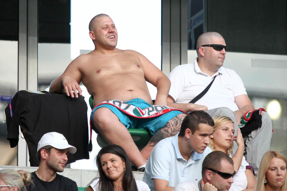 Sparing: Legia Warszawa 0-1 Borussia Dortmund - fot. Piotr Galas (zdjęcie 62 z 65)