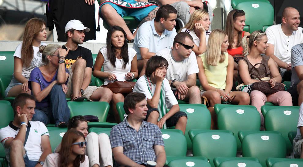 Sparing: Legia Warszawa 0-1 Borussia Dortmund - fot. Piotr Galas (zdjęcie 63 z 65)