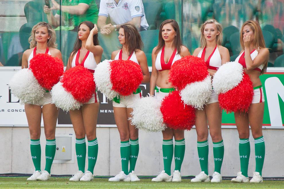 Sparing: Legia Warszawa 0-1 Borussia Dortmund - fot. Piotr Galas (zdjęcie 8 z 65)