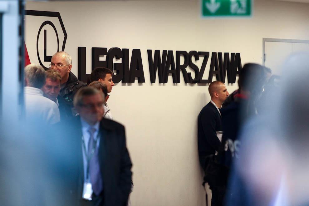 Legia Warszawa 2-1 Wisła Kraków - fot. Piotr Galas / Wiadomosci24.pl (zdjęcie 10 z 65)