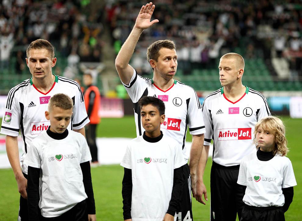 Legia Warszawa 2-1 Wisła Kraków - fot. Piotr Galas / Wiadomosci24.pl (zdjęcie 11 z 65)