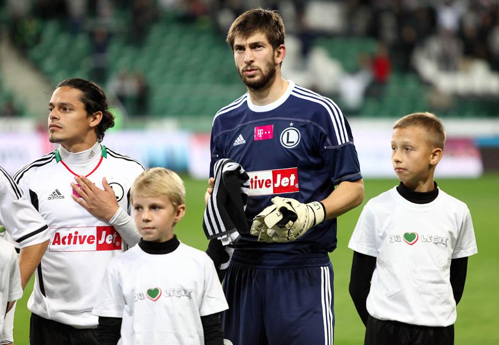 Legia Warszawa 2-1 Wisła Kraków - fot. Piotr Galas / Wiadomosci24.pl (zdjęcie 12 z 65)