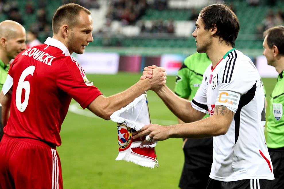 Legia Warszawa 2-1 Wisła Kraków - fot. Piotr Galas / Wiadomosci24.pl (zdjęcie 13 z 65)