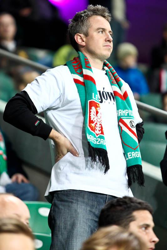 Legia Warszawa 2-1 Wisła Kraków - fot. Piotr Galas / Wiadomosci24.pl (zdjęcie 15 z 65)