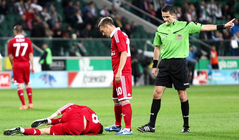 Legia Warszawa 2-1 Wisła Kraków - fot. Piotr Galas / Wiadomosci24.pl (zdjęcie 17 z 65)