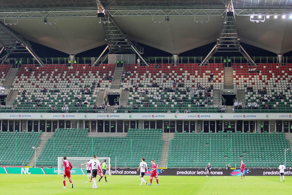 Legia Warszawa 2-1 Wisła Kraków - fot. Piotr Galas / Wiadomosci24.pl (zdjęcie 18 z 65)
