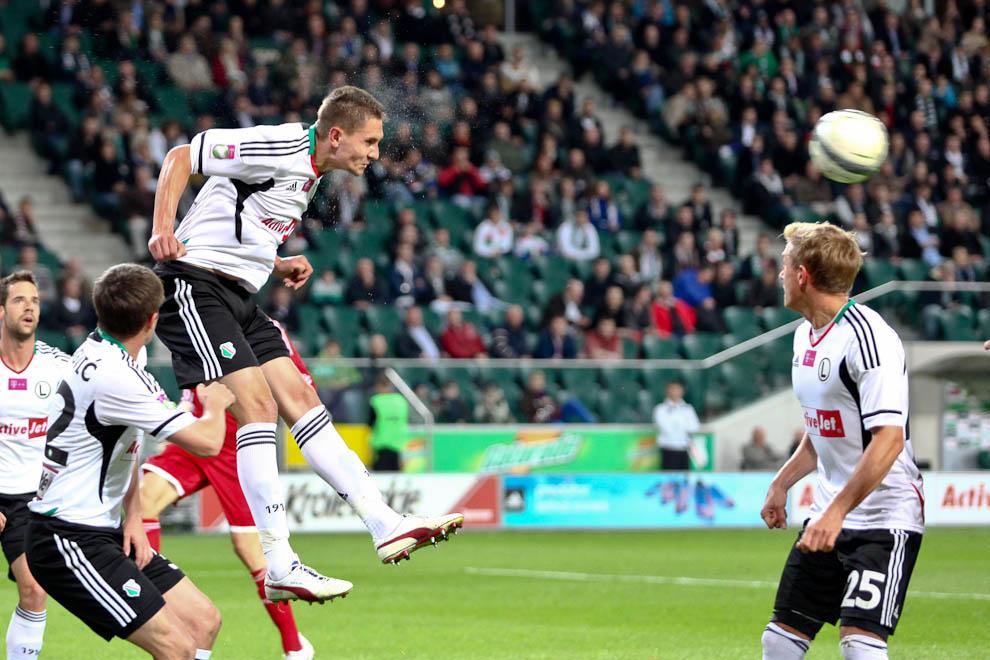 Legia Warszawa 2-1 Wisła Kraków - fot. Piotr Galas / Wiadomosci24.pl (zdjęcie 21 z 65)