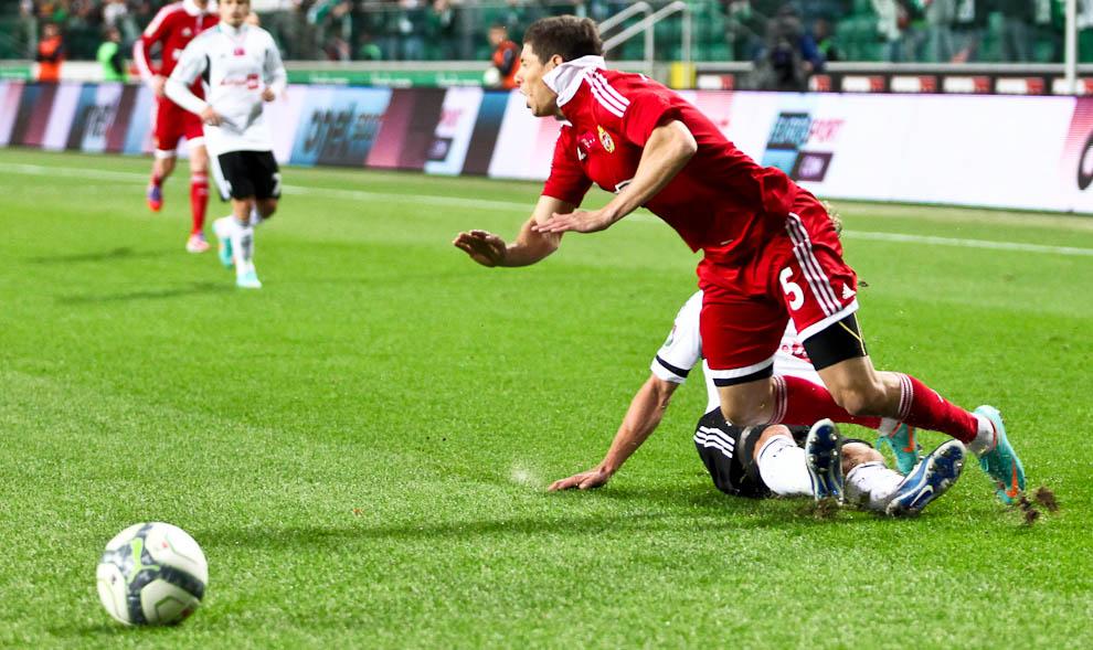 Legia Warszawa 2-1 Wisła Kraków - fot. Piotr Galas / Wiadomosci24.pl (zdjęcie 23 z 65)