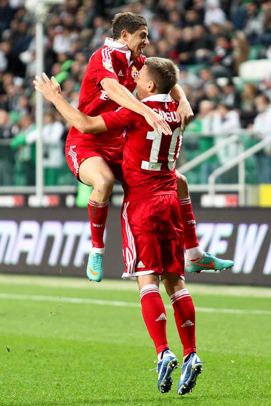Legia Warszawa 2-1 Wisła Kraków - fot. Piotr Galas / Wiadomosci24.pl (zdjęcie 26 z 65)