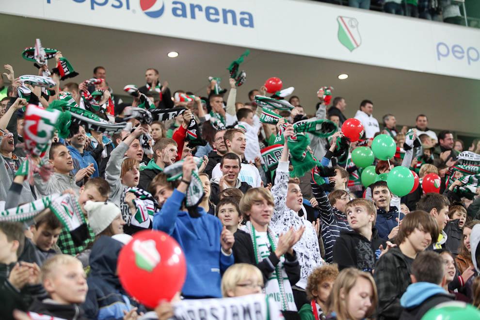 Legia Warszawa 2-1 Wisła Kraków - fot. Piotr Galas / Wiadomosci24.pl (zdjęcie 28 z 65)