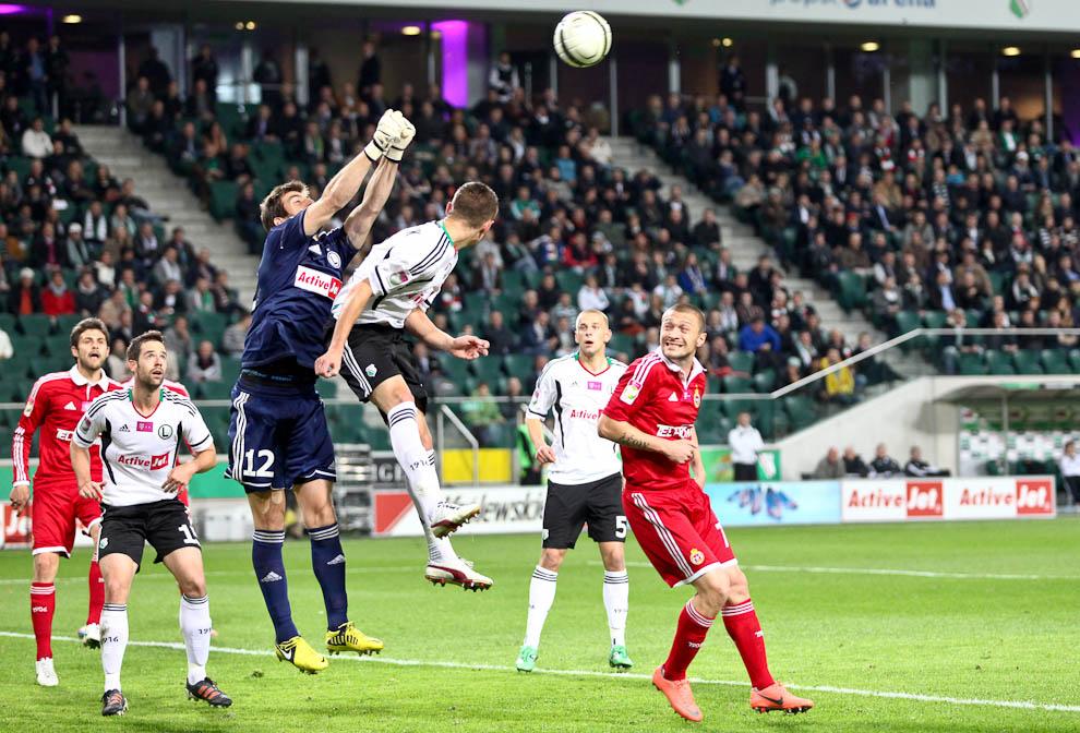 Legia Warszawa 2-1 Wisła Kraków - fot. Piotr Galas / Wiadomosci24.pl (zdjęcie 30 z 65)