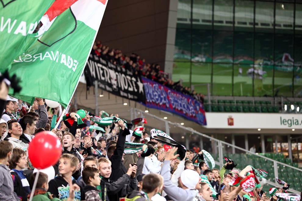 Legia Warszawa 2-1 Wisła Kraków - fot. Piotr Galas / Wiadomosci24.pl (zdjęcie 31 z 65)