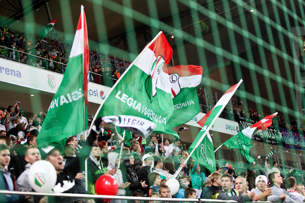 Legia Warszawa 2-1 Wisła Kraków - fot. Piotr Galas / Wiadomosci24.pl (zdjęcie 32 z 65)