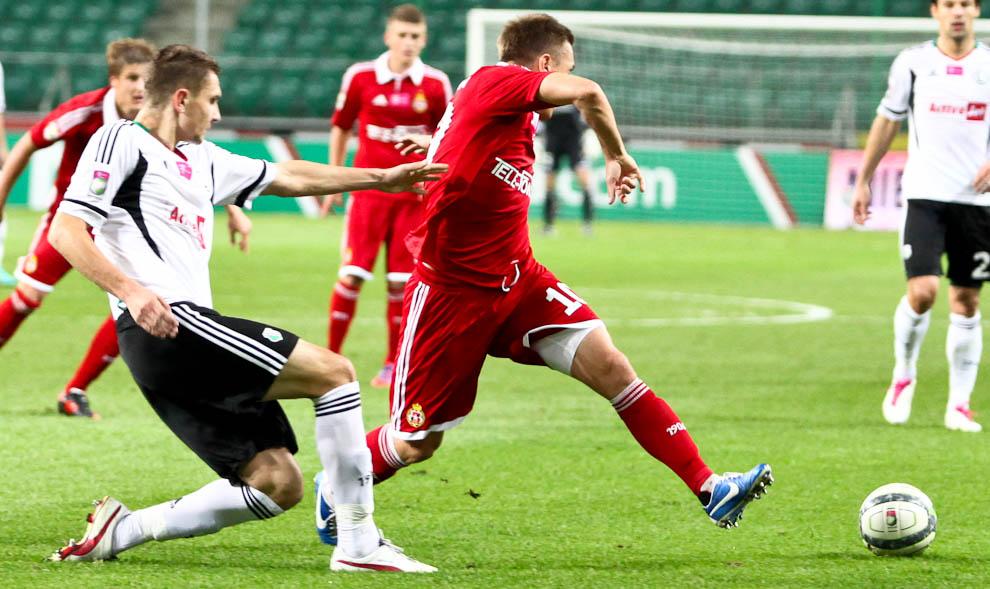 Legia Warszawa 2-1 Wisła Kraków - fot. Piotr Galas / Wiadomosci24.pl (zdjęcie 33 z 65)