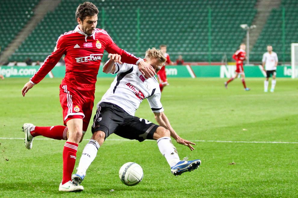 Legia Warszawa 2-1 Wisła Kraków - fot. Piotr Galas / Wiadomosci24.pl (zdjęcie 34 z 65)