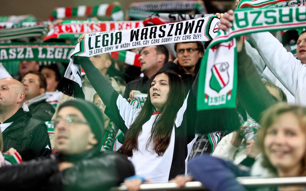 Legia Warszawa 2-1 Wisła Kraków - fot. Piotr Galas / Wiadomosci24.pl (zdjęcie 43 z 65)