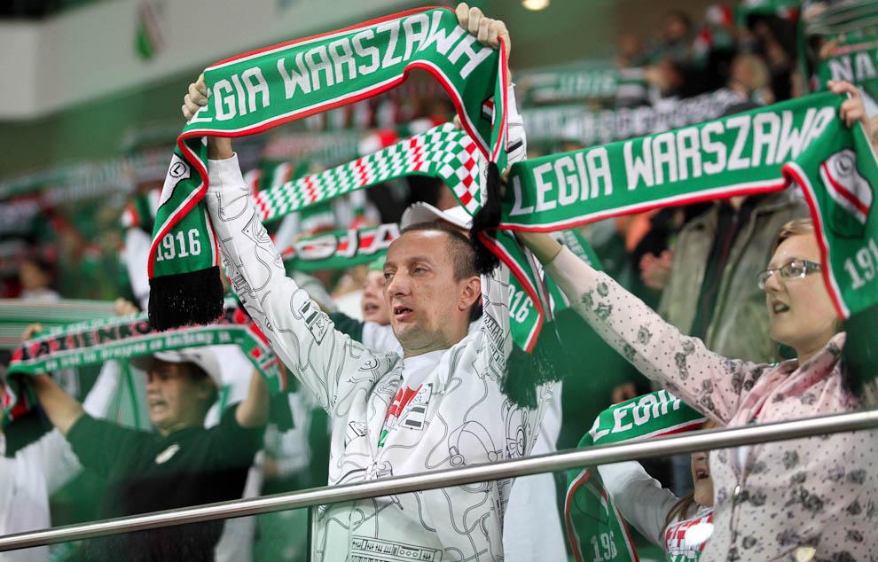 Legia Warszawa 2-1 Wisła Kraków - fot. Piotr Galas / Wiadomosci24.pl (zdjęcie 44 z 65)