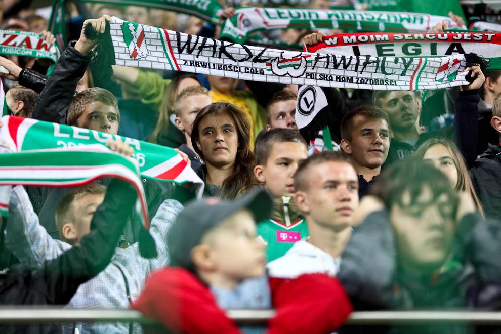 Legia Warszawa 2-1 Wisła Kraków - fot. Piotr Galas / Wiadomosci24.pl (zdjęcie 45 z 65)