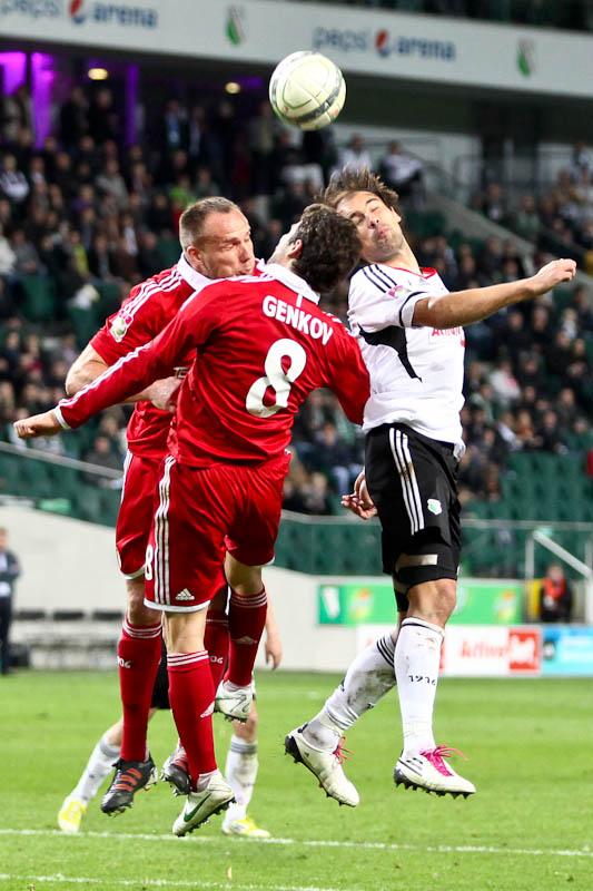 Legia Warszawa 2-1 Wisła Kraków - fot. Piotr Galas / Wiadomosci24.pl (zdjęcie 47 z 65)