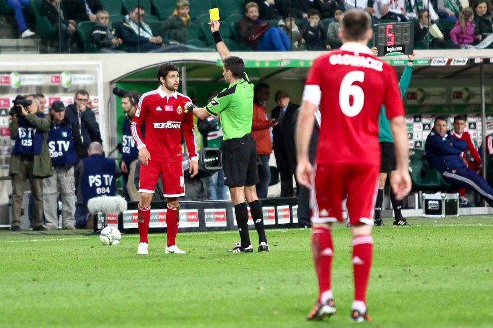 Legia Warszawa 2-1 Wisła Kraków - fot. Piotr Galas / Wiadomosci24.pl (zdjęcie 52 z 65)