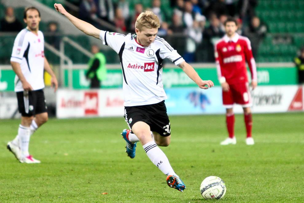 Legia Warszawa 2-1 Wisła Kraków - fot. Piotr Galas / Wiadomosci24.pl (zdjęcie 53 z 65)
