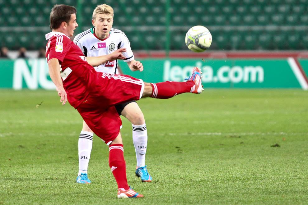 Legia Warszawa 2-1 Wisła Kraków - fot. Piotr Galas / Wiadomosci24.pl (zdjęcie 58 z 65)