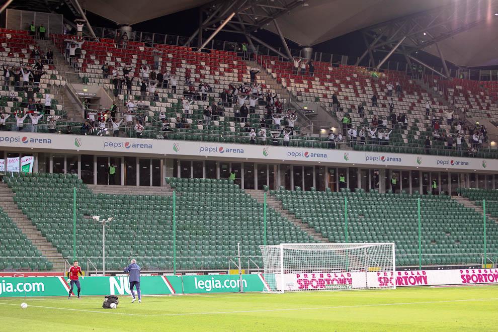 Legia Warszawa 2-1 Wisła Kraków - fot. Piotr Galas / Wiadomosci24.pl (zdjęcie 6 z 65)