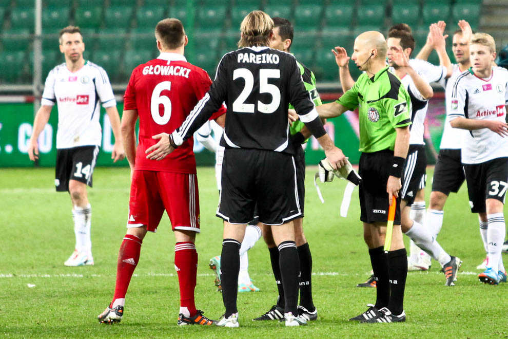 Legia Warszawa 2-1 Wisła Kraków - fot. Piotr Galas / Wiadomosci24.pl (zdjęcie 60 z 65)