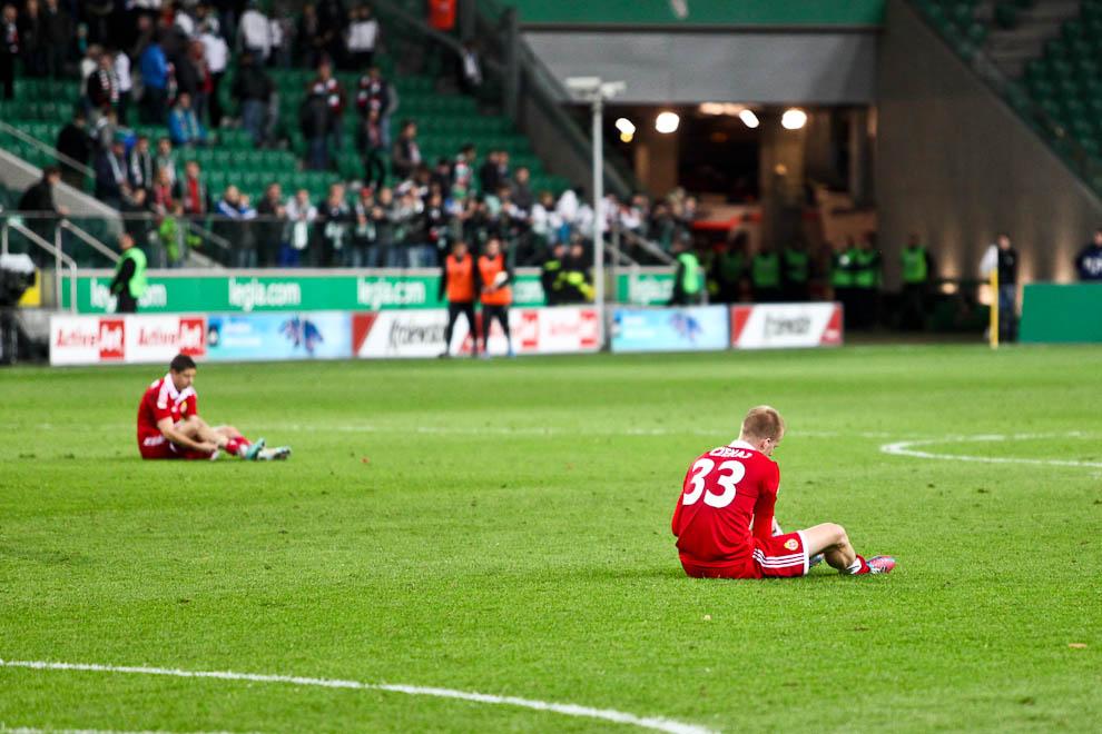 Legia Warszawa 2-1 Wisła Kraków - fot. Piotr Galas / Wiadomosci24.pl (zdjęcie 61 z 65)